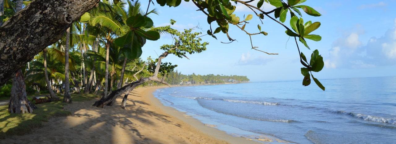 Dominikánské letovisko Las Terrenas
