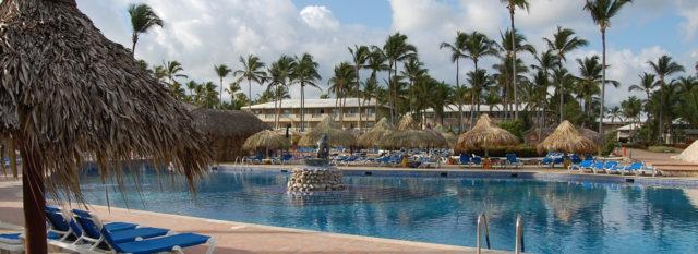 Slavné letovisko Punta Cana v Dominikánské republice