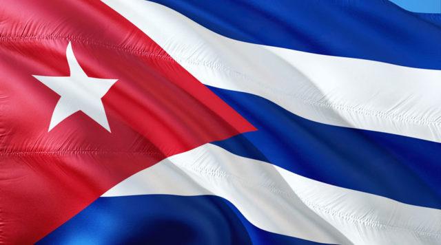 Vlajka Kuba