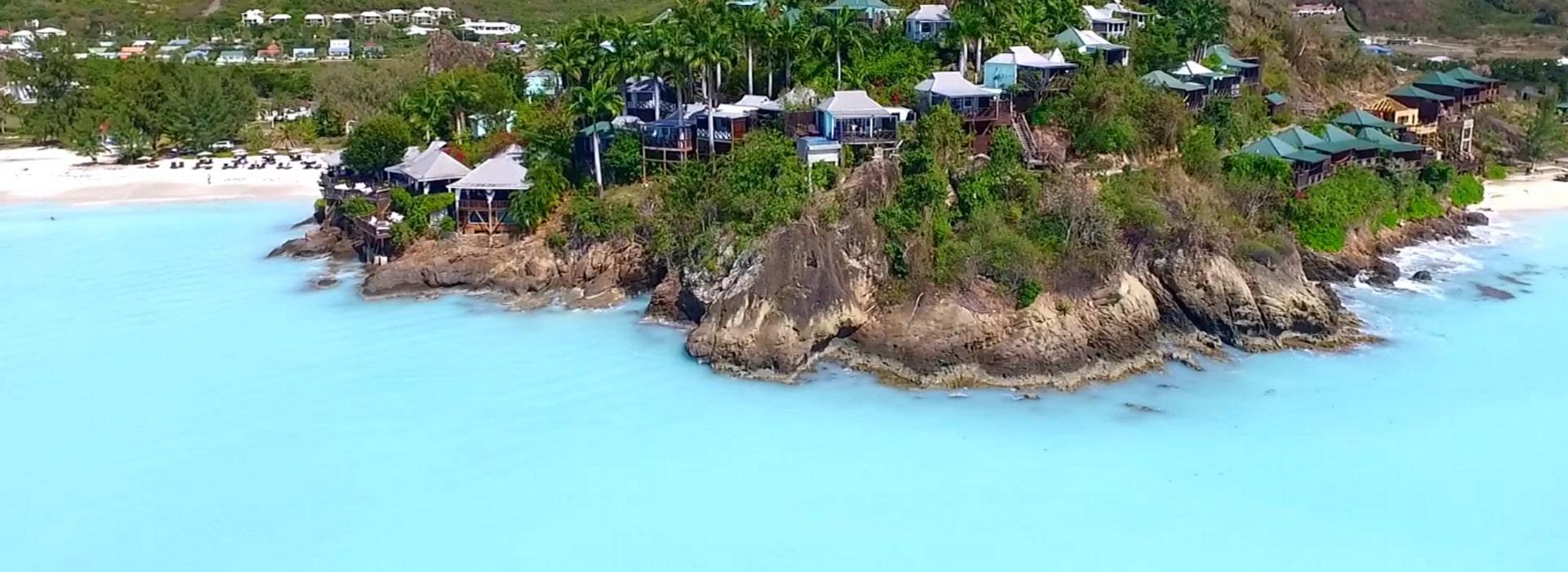 Ostrov Antigua a Barbuda