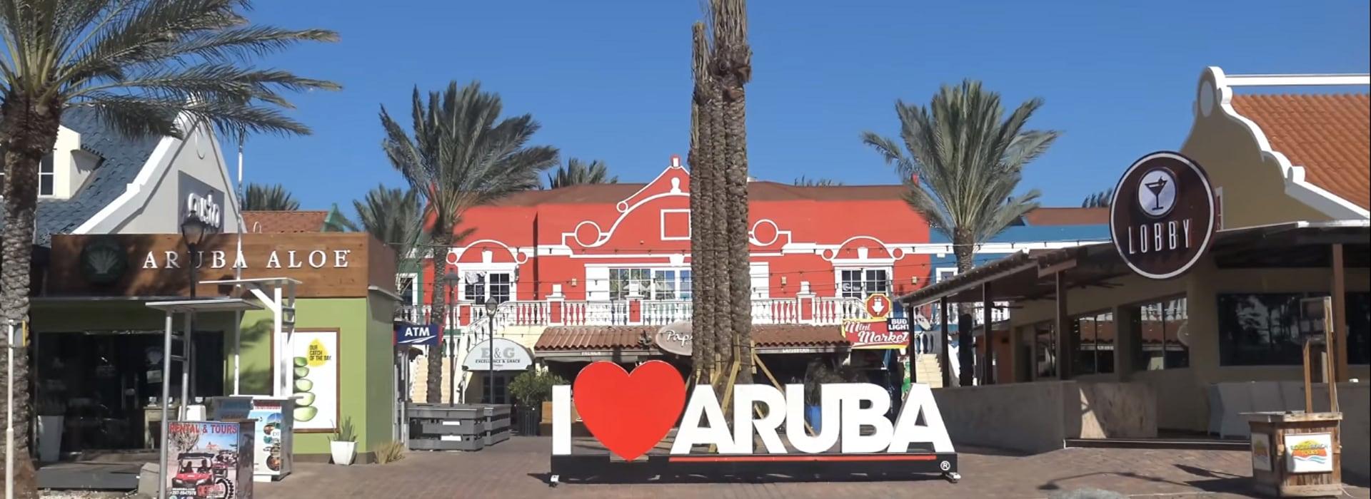 Ostrov Aruba