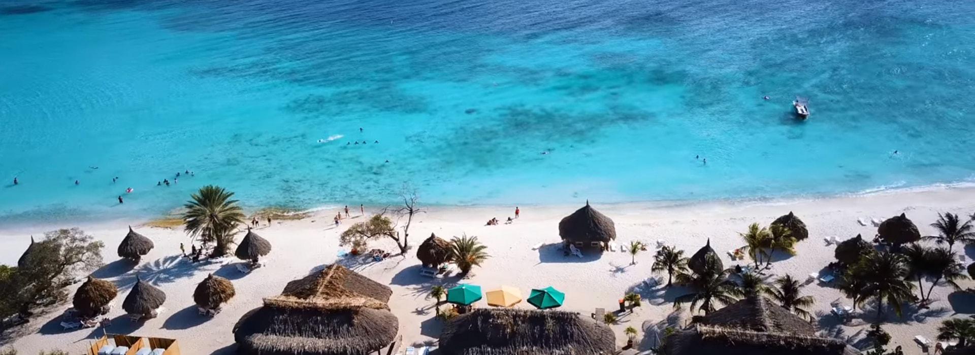 Ostrov Curaçao