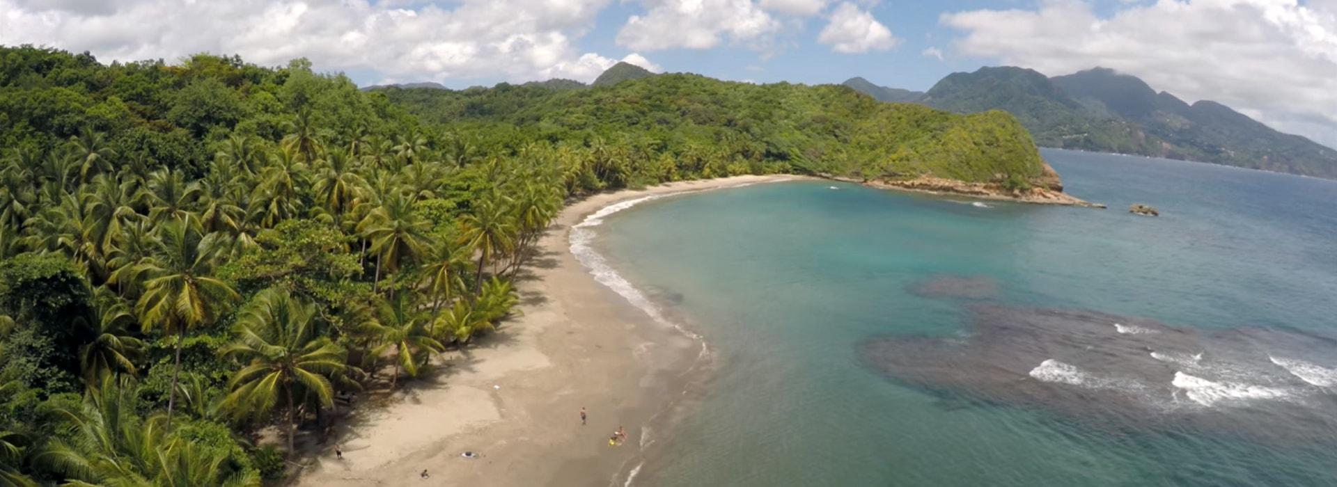 Ostrov Dominika