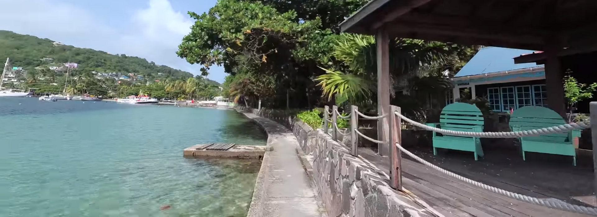 Svatý Vincenc a Grenadiny